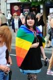 Het Festival 2010 van de Trots van Dublin LGBTQ Stock Foto