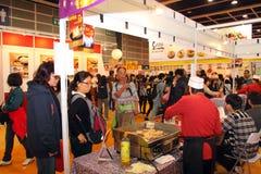 Het Festival 2011 van het Voedsel van Hongkong Stock Fotografie