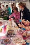 Het Festival 2011 van het Voedsel van Ludlow Stock Foto