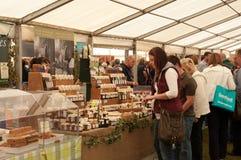 Het Festival 2011 van het Voedsel van Ludlow Royalty-vrije Stock Fotografie
