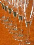 Het festival van Champagne Royalty-vrije Stock Afbeeldingen