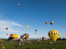 Het Festival van de ballon Royalty-vrije Stock Afbeeldingen