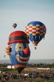 Het Festival van de Ballon van de hete Lucht Royalty-vrije Stock Foto's