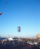 Het Festival van de de Hete Luchtballon van Albuquerque Royalty-vrije Stock Afbeelding