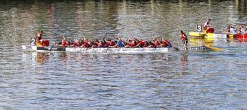 Het festival van de draakboot Royalty-vrije Stock Afbeelding