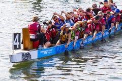 Het festival van de draakboot Stock Afbeeldingen