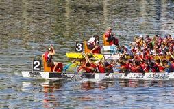 Het festival van de draakboot Royalty-vrije Stock Foto