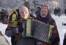 Het festival van de folklore   royalty-vrije stock afbeeldingen