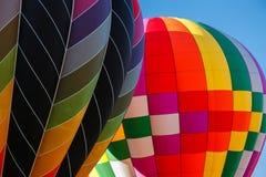 Het Festival van de hete luchtballon Royalty-vrije Stock Fotografie