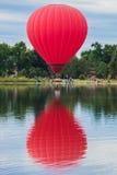 Het Festival van de hete luchtballon Stock Afbeeldingen