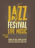 Het festival van de jazz Royalty-vrije Stock Afbeelding