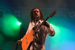 Het Festival van de Jazz van Kriol op 13 April, 2011 Stock Fotografie