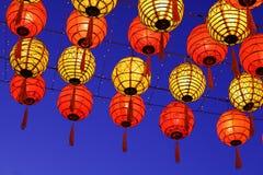 Het Festival van de lantaarn Stock Afbeelding