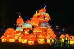 Het Festival van de lantaarn Stock Afbeeldingen