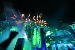 Het Festival van de muziek Stock Fotografie