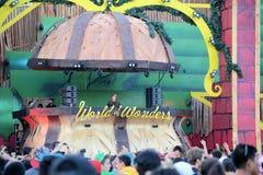 Het Festival van de muziek Stock Foto's
