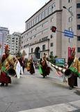 Het festival van de werelderfenis in Chengdu, China Royalty-vrije Stock Foto