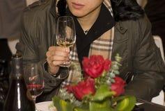 Het festival van de wijn Royalty-vrije Stock Foto's