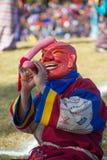 Het Festival 2014 van Dochuladruk Wangyel Stock Afbeeldingen