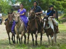 Het festival van Gaucho Royalty-vrije Stock Foto's