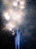 Het festival van het Vuurwerk van de zomer Royalty-vrije Stock Afbeelding