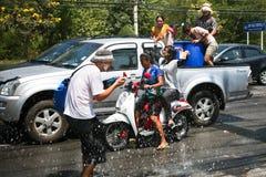 Het Festival van het water Stock Afbeeldingen