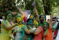 Het Festival van Holi Royalty-vrije Stock Afbeeldingen
