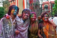 Het Festival van Holi Royalty-vrije Stock Fotografie