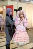 Het festival van Japanner knalt Cultuur in Moskou 2010 Royalty-vrije Stock Foto