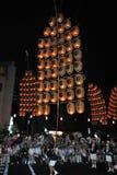 Het Festival van Kanto stock foto's
