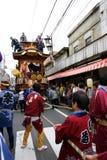 Het Festival van Kawagoe royalty-vrije stock afbeelding