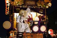 Het Festival van Kawagoe stock afbeeldingen