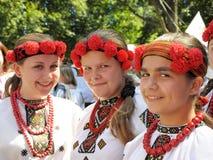 Het festival van Lemko culture_3 Stock Afbeelding
