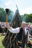 Het festival van Lemko culture_6 Royalty-vrije Stock Afbeeldingen