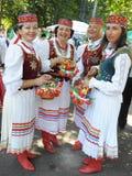 Het festival van Lemko culture_7 Stock Afbeelding