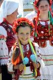 Het festival van Lemko culture_9 Stock Afbeeldingen