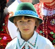 Het festival van Lemko culture_12 Royalty-vrije Stock Afbeelding