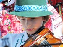 Het festival van Lemko culture_13 Royalty-vrije Stock Fotografie