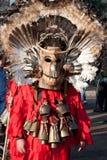 Het festival van maskeradekostuums Royalty-vrije Stock Afbeeldingen