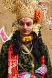 Het festival van Mela van de Ambachten van Surajkund stock foto's