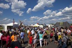 Het Festival van New Jersey Ballooning in Whitehouse-Post stock foto