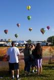 Het Festival van New Jersey Ballooning in Whitehouse-Post royalty-vrije stock afbeeldingen