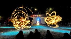 Het Festival van Ozora Royalty-vrije Stock Fotografie