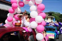 Het Festival van Sanjuanero - Rivera Royalty-vrije Stock Foto
