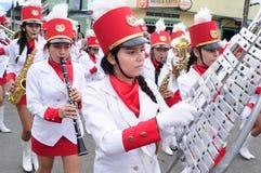 Het Festival van Sanjuanero - rivera-Colombia Royalty-vrije Stock Fotografie