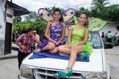 Het Festival van Sanjuanero - rivera-Colombia Royalty-vrije Stock Foto