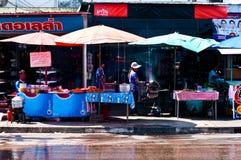 Het Festival van Songkran Stock Afbeeldingen