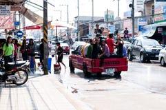 Het Festival van Songkran Royalty-vrije Stock Fotografie