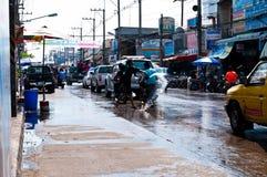 Het Festival van Songkran Stock Fotografie
