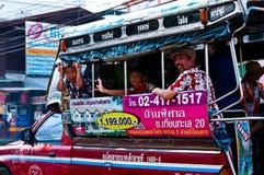 Het Festival van Songkran Stock Foto's
